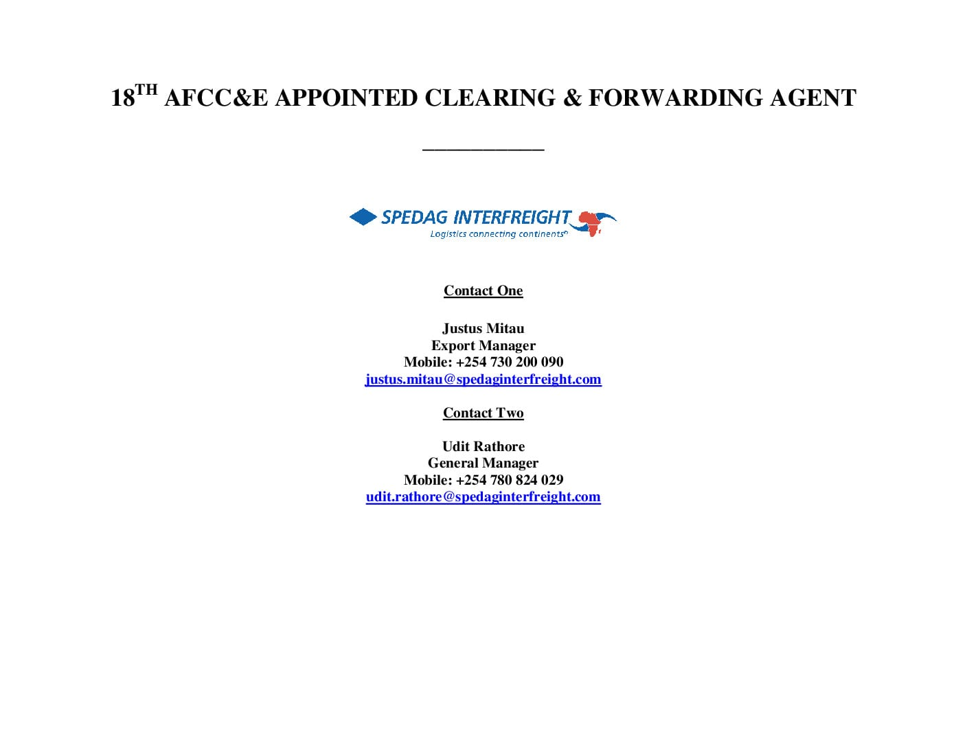 thumbnail of 18thAFCCEAppointed Clearing Forwarding Agent