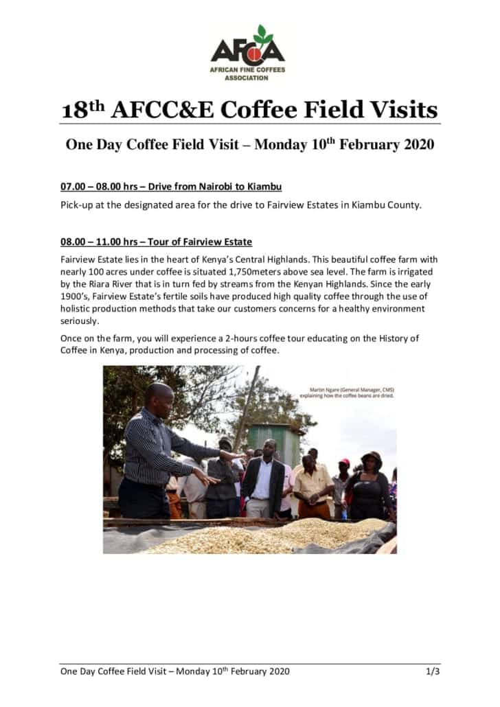 thumbnail of AFCCE18 1-Day Coffee Field Visit Itinerary